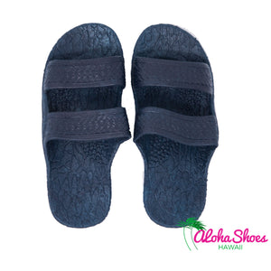 Navy Pali Hawaii Sandals at AlohaShoes.com