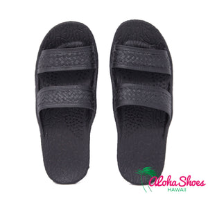 Pali Hawaii Black Jandals
