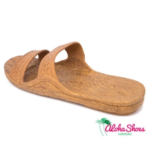 Jandals Light Brown From AlohaShoes