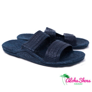Texas Navy Jandals from AlohaShoes