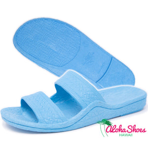Blue Texas Jandals On Sale from Hawaii