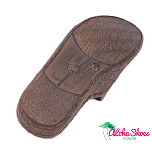 AlohaShoes.com Dark Jesus Sandals