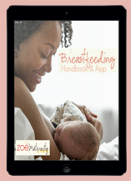 Zoe Maternity Breastfeeding App