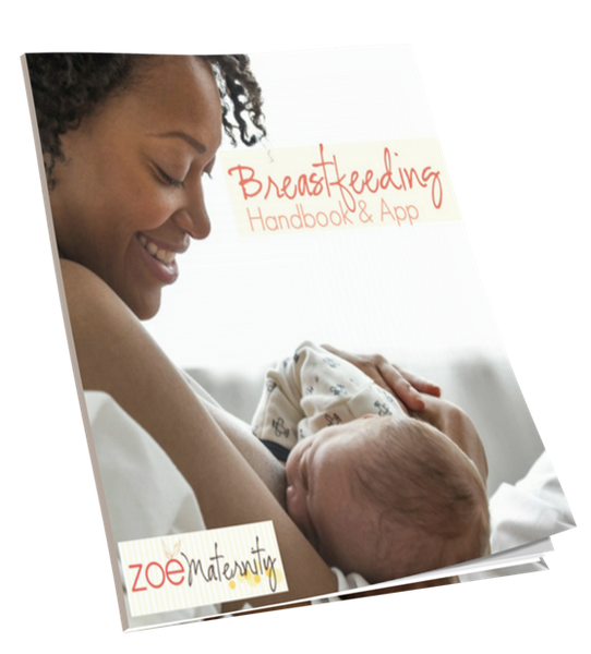Zoe Maternity Breastfeeding Handbook