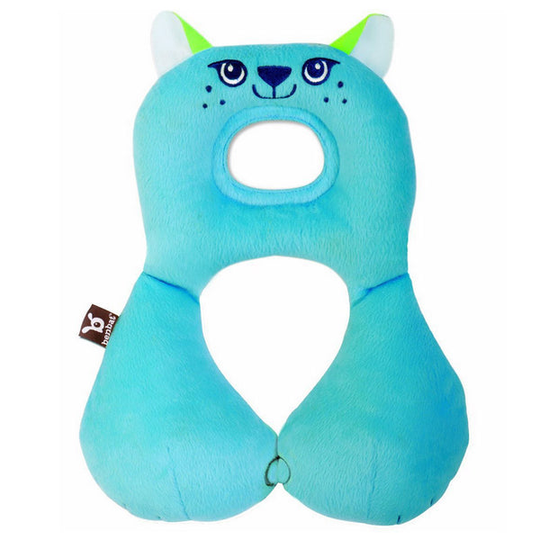 Children's Animal Neck Support and Travel Pillows