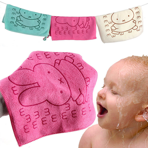 Microfiber Kids Towel