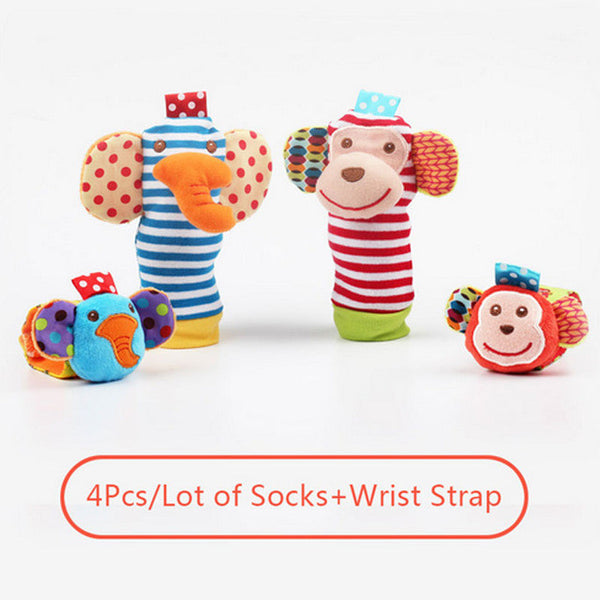 Wrist and Foot Toys