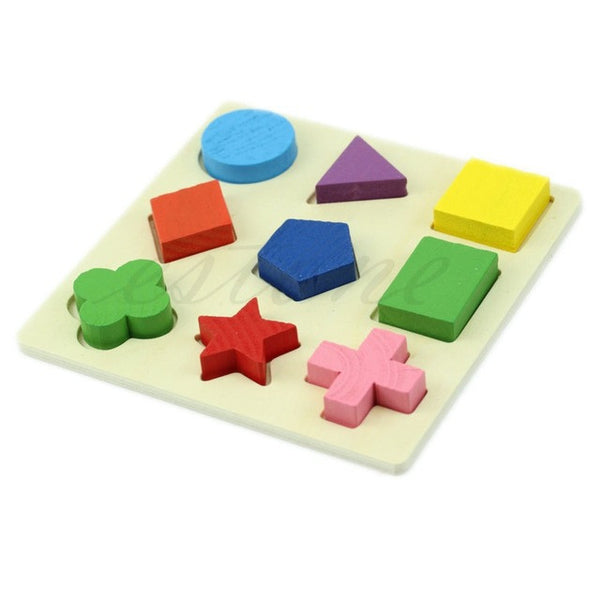 Early Learning Geometry Puzzle