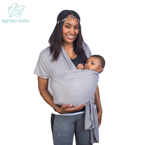 Soft Breastfeeding Friendly Wrap: The Original Child and Newborn Sling, Perfect for Infants and Babies Up to 35 lbs (0-36 months)