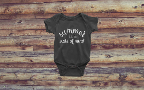 Summer is a State of Mind - Onesie