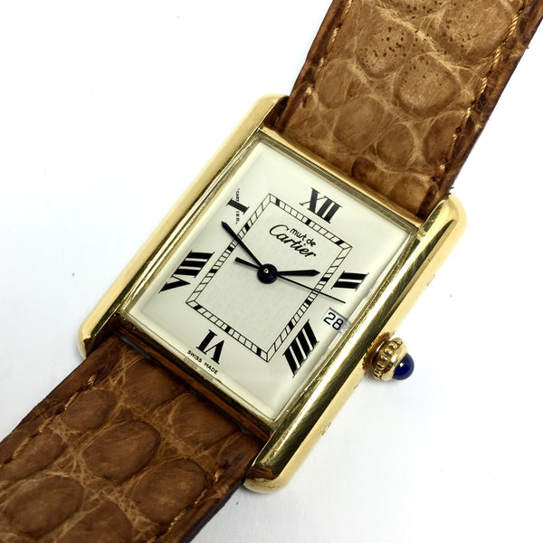 History of CARTIER TANK Watch