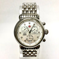 MICHELE CSX DIAMOND Chronograph Day/Date 36mm Steel Men's/Unisex Watch