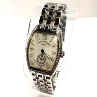 FRANCK MULLER MASTER OF COMPLICATIONS CASABLANCA Steel Ladies Watch In Box