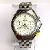 BREITLING 1884 Chronograph 18K Yellow Gold & Steel Men's/Unisex Watch