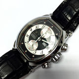 TB BUTI LIMITED EDITION Chronograph Men's Watch FACTORY DIAMONDS, Skeleton