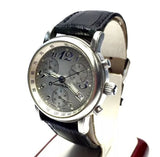 MONTBLANC MEISTERSTUCK SS Men's Watch w/ Tachymeter 30m Water Resistant