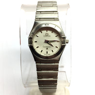 OMEGA CONSTELLATION 26mm Quartz Steel Ladies Watch