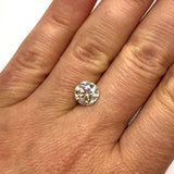 GIA CERTIFIED Natural Round Brilliant DIAMOND 2.01 Carat G SI1 Very Good Cut