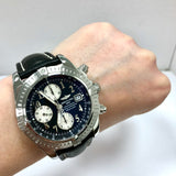 BREITLING Chronograph Chronometer Tachymeter Automatic Steel Men's WATCH