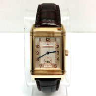 JAEGER-LECOULTRE REVERSO Special Edition 25 Watches Only! 18K Rose Gold Men's Watch