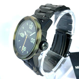 NIXON IN THE HOTZONE The Private 42mm Steel Mens Watch 100M Japan Movement