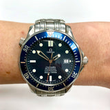 OMEGA SEAMASTER Professional Chronometer Automatic 300M/1000FT Steel Men's Watch