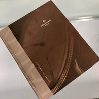 New PATEK PHILIPPE Genève Collection 2009-2010 Collectable Table Book
