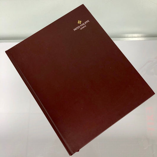 New PATEK PHILIPPE Genève Collection 2002/2003 E Collectable Table Book