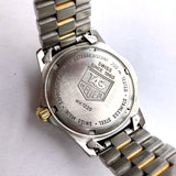 TAG HEUER Professional 200M Date 18K Gold-Plated & Steel Men's/Unisex Watch