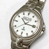 FAVRE LEUBA New Morning Date Quartz Stainless Steel Men's Watch
