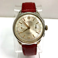 DIONIS Chronograph Antimagnetic Automatic Swiss Stainless Steel Men's Watch
