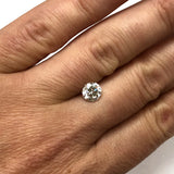 GIA CERTIFIED Natural Round Brilliant DIAMOND 1.01 Carat F SI2 Very Good Cut
