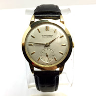 ULYSSE NARDIN LOCAL SUISSE 18K Yellow Gold Men's Watch