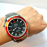 OMEGA SEAMASTER PROFESSIONAL CO-AXIAL Chronometer 600m/2000ft Steel Men's Watch