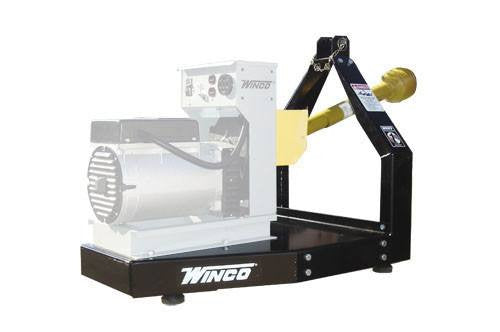 Winco - THREE POINT HITCH KIT