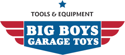 Big Boys Garage Toys