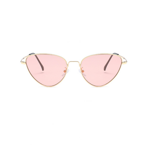 High Pointed Tip Super Cat Eye Sunglasses