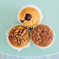 Seasonal Muffins - 1 dozen