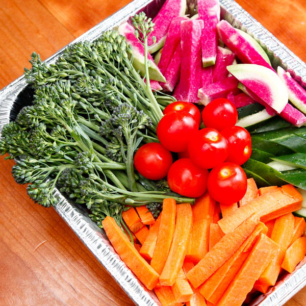 Extra Crudite - 6 servings