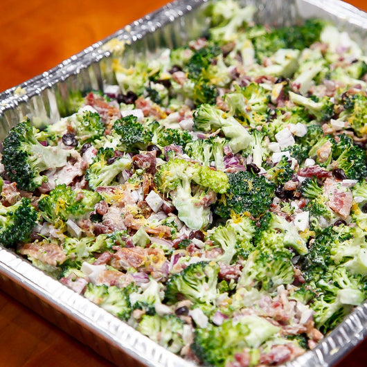 Broccoli Crunch Salad - 6 servings