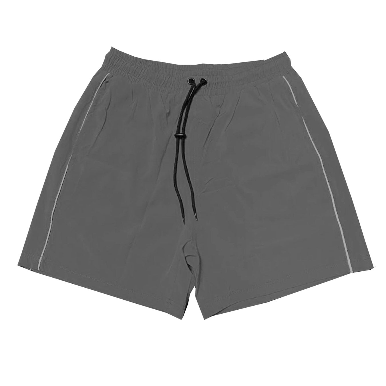 "ByKiy 3M Stretchbreaker Short ""Cool Grey"""