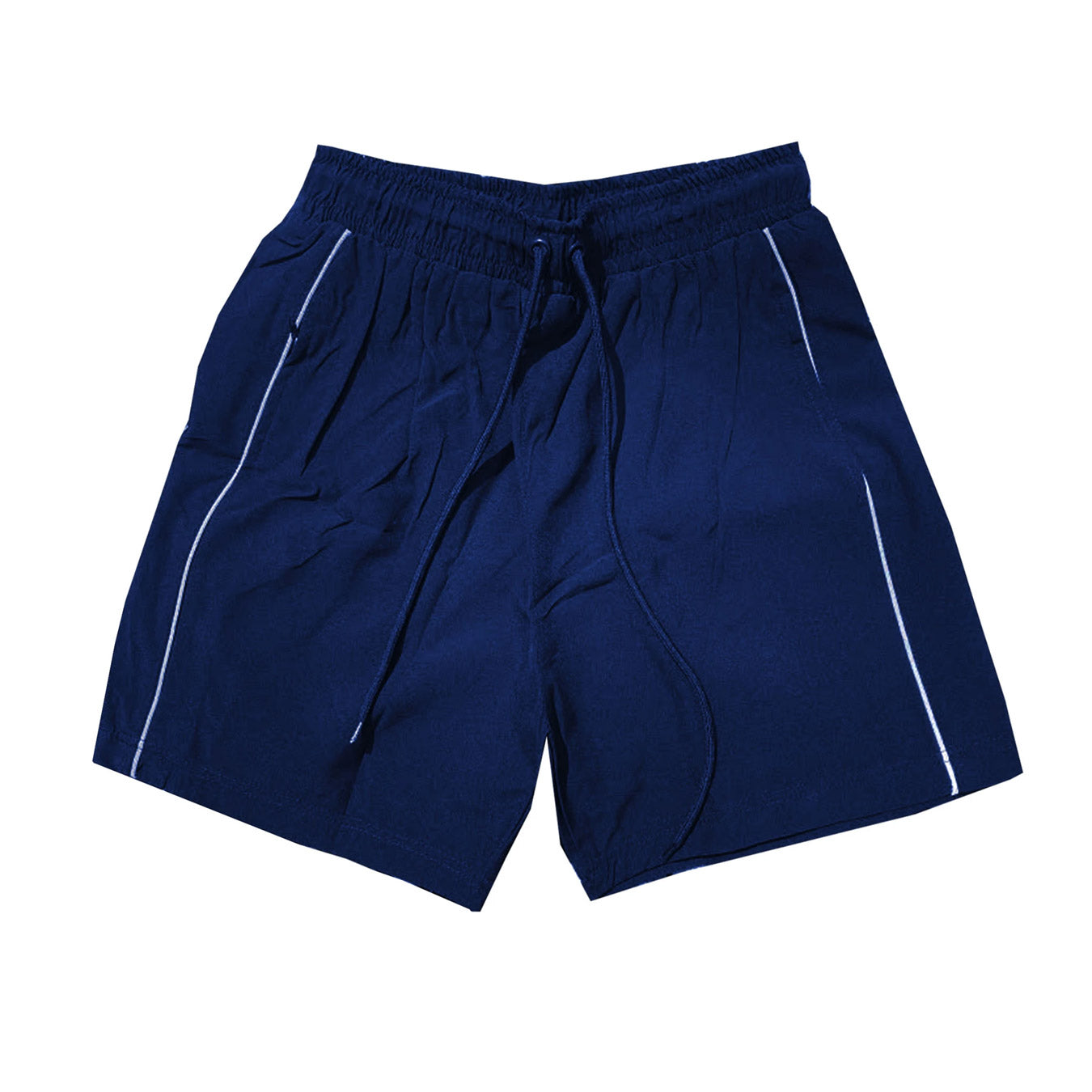 "ByKiy 3M Stretchbreaker Short ""Navy"""