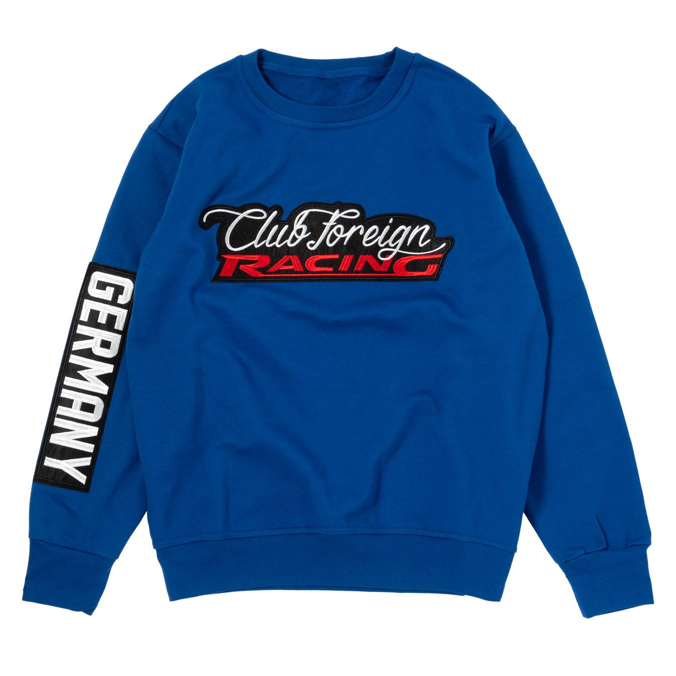ClubForeign Racing Crew Blue