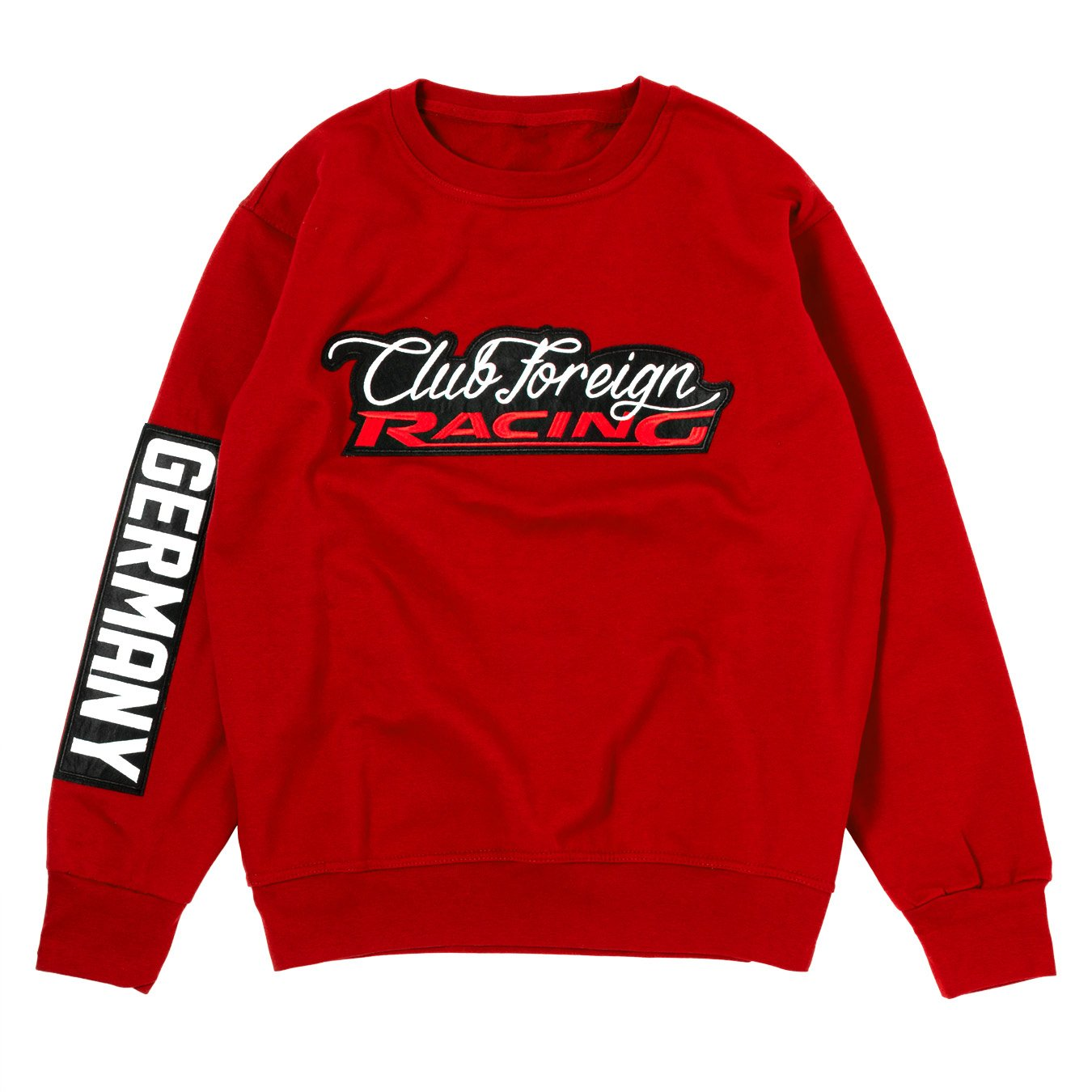 ClubForeign Racing Crew Red