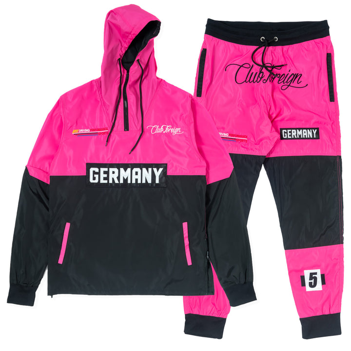 ClubForeign Windbreaker Set CF-2.1 Pink