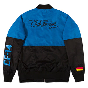 Club Foreign Performance Two Tone Racing Jacket BB - Trends Society