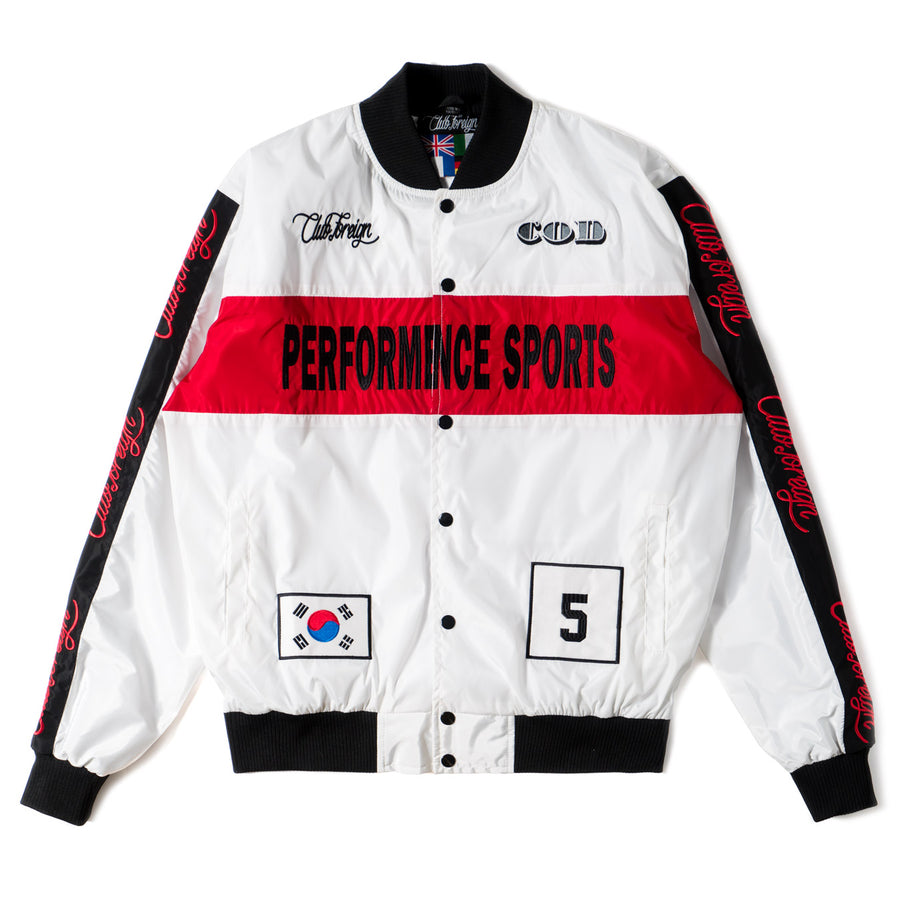 "Club Foreign Performance ""COD"" Jacket - Trends Society"