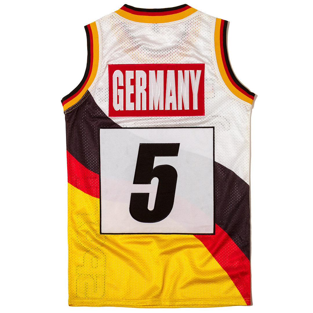Club Foreign Sport Slim Fit Men Jersey Germany - Trends Society