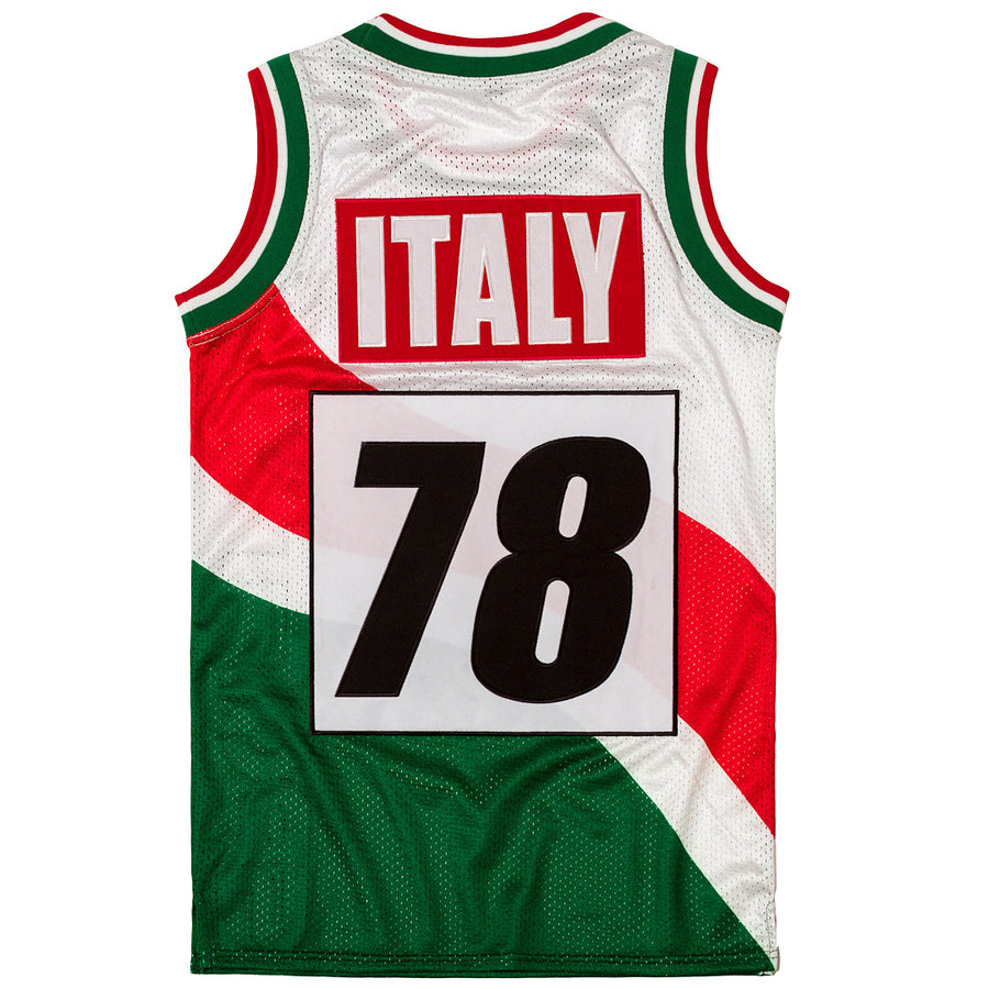 Club Foreign Sport Slim Fit Men Jersey Italy - Trends Society