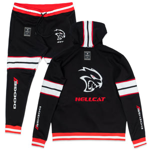 Dodge Hellcat Tracksuit with Hoodie